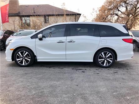 2019 Honda Odyssey Touring (Stk: P13323) in North York - Image 2 of 30