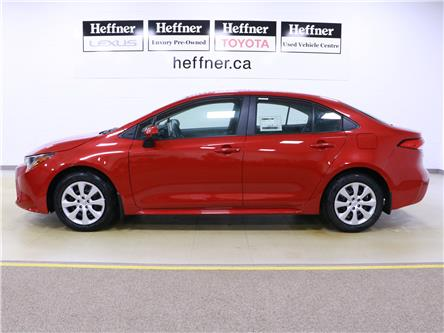 2020 Toyota Corolla LE (Stk: 200576) in Kitchener - Image 2 of 3
