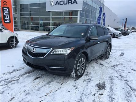 2016 Acura MDX Technology Package (Stk: A4119) in Saskatoon - Image 1 of 20