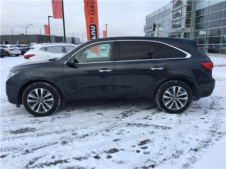 2016 Acura MDX Technology Package (Stk: A4119) in Saskatoon - Image 2 of 20