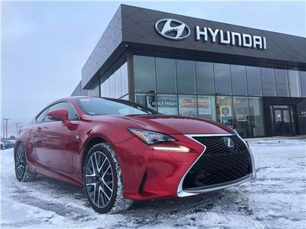 2015 Lexus RC 350 Base (Stk: 30144A) in Saskatoon - Image 1 of 20