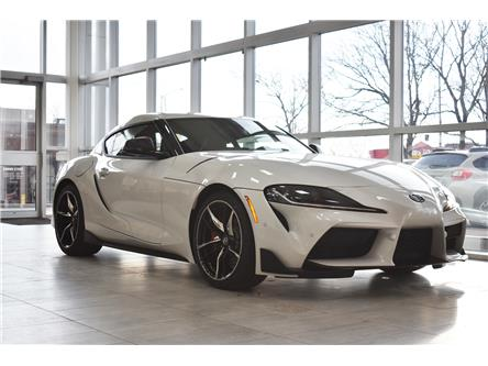 2020 Toyota GR Supra Base (Stk: 58969) in Ottawa - Image 1 of 20