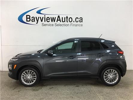 2019 Hyundai Kona 2.0L Luxury (Stk: 36056R) in Belleville - Image 1 of 27