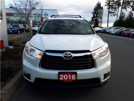 2016 Toyota Highlander XLE (Stk: P0094A) in Courtenay - Image 2 of 9
