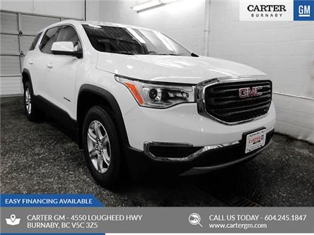2019 GMC Acadia SLE-1 (Stk: R9-57440) in Burnaby - Image 1 of 13