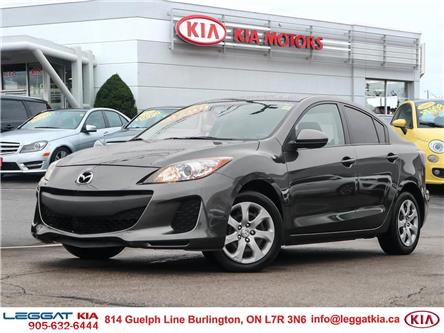 2013 Mazda Mazda3 GX (Stk: W0223) in Burlington - Image 1 of 23