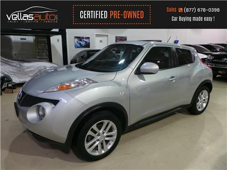 2013 Nissan Juke SL (Stk: TI8656) in Vaughan - Image 1 of 27