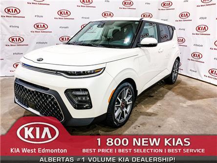 2020 Kia Soul EX Limited (Stk: 22104) in Edmonton - Image 1 of 26