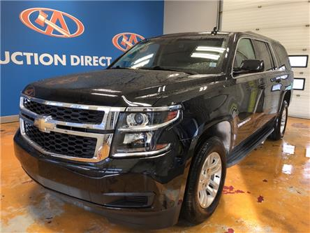 2018 Chevrolet Suburban LT (Stk: 18-322728) in Lower Sackville - Image 1 of 16