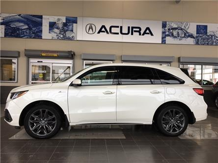 2019 Acura MDX A-Spec (Stk: A4096) in Saskatoon - Image 2 of 23