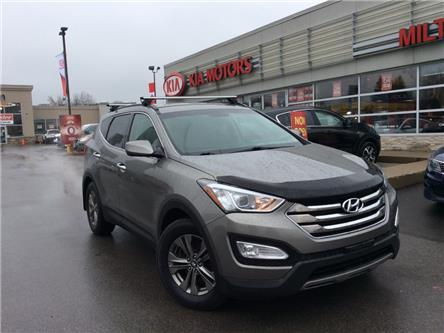 2014 Hyundai Santa Fe Sport 2.4 Premium (Stk: P0140) in Milton - Image 1 of 17