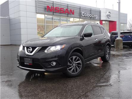 2016 Nissan Rogue SL Premium (Stk: CGC854313) in Cobourg - Image 1 of 34