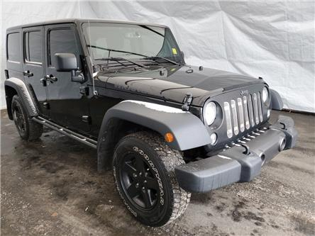 2016 Jeep Wrangler Unlimited Sport (Stk: 1917411) in Thunder Bay - Image 1 of 10