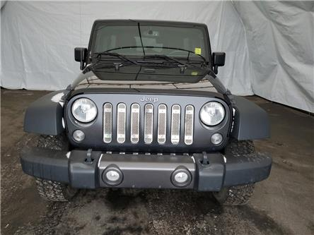 2016 Jeep Wrangler Unlimited Sport (Stk: 1917411) in Thunder Bay - Image 2 of 10
