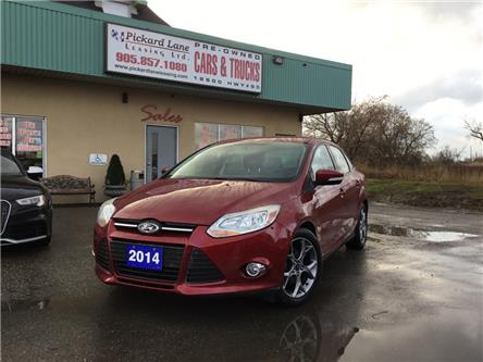 2014 Ford Focus SE (Stk: EL290637) in Bolton - Image 1 of 17