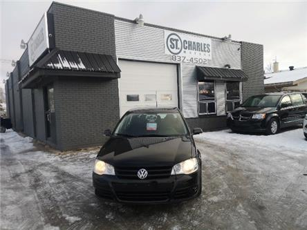 2008 Volkswagen City Golf 2.0L (Stk: -) in Winnipeg - Image 1 of 13