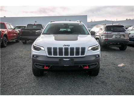 2020 Jeep Cherokee Trailhawk (Stk: L550918) in Abbotsford - Image 2 of 25