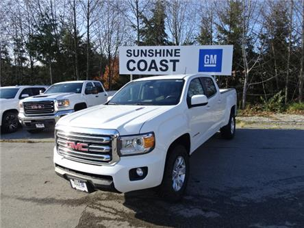 2017 GMC Canyon SLE (Stk: SC0121) in Sechelt - Image 1 of 21