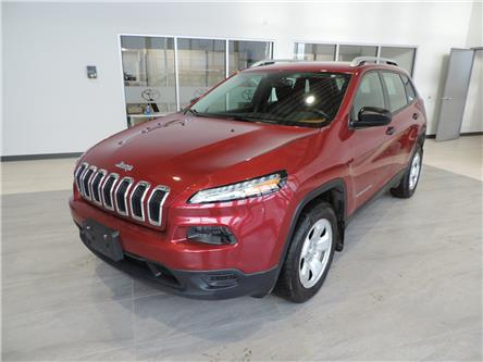 2016 Jeep Cherokee Sport (Stk: 200891) in Brandon - Image 2 of 22