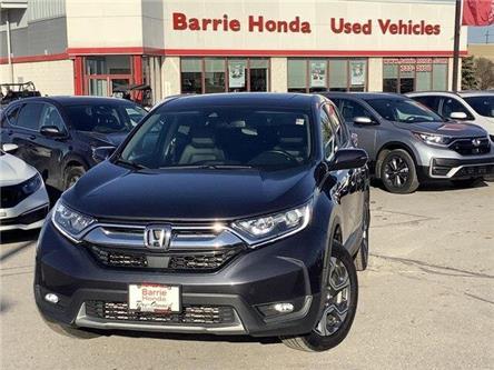 2017 Honda CR-V EX-L (Stk: U17186) in Barrie - Image 1 of 26