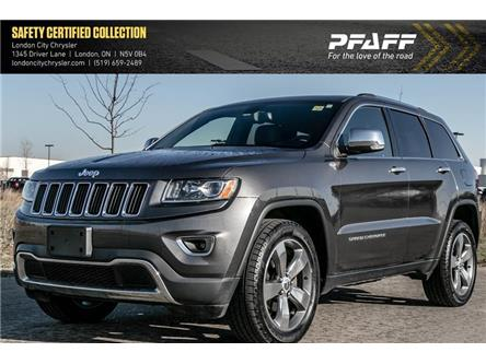 2015 Jeep Grand Cherokee Limited (Stk: LC2202A) in London - Image 1 of 22