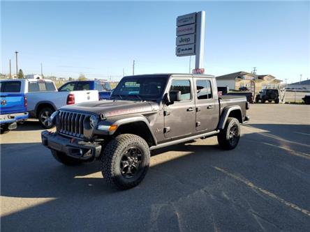2020 Jeep Gladiator Rubicon (Stk: TT029) in  - Image 2 of 15