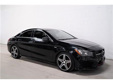 2015 Mercedes-Benz CLA-Class Base (Stk: 177012) in Vaughan - Image 1 of 26