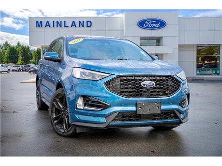 2019 Ford Edge ST (Stk: 9ED6302) in Vancouver - Image 1 of 24