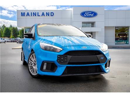 2018 Ford Focus RS Base (Stk: 9F14590A) in Vancouver - Image 1 of 25