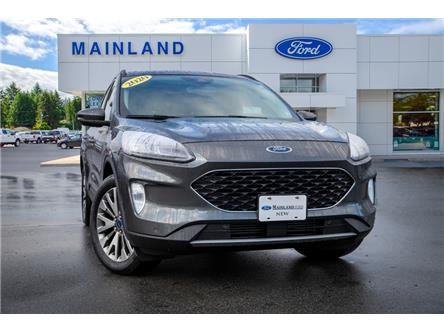 2020 Ford Escape Titanium (Stk: 20ES2968) in Vancouver - Image 1 of 28