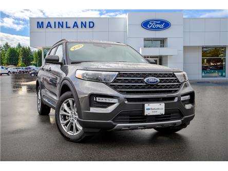 2020 Ford Explorer XLT (Stk: 20EX4057) in Vancouver - Image 1 of 28
