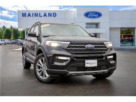 2020 Ford Explorer XLT (Stk: 20EX8879) in Vancouver - Image 1 of 24