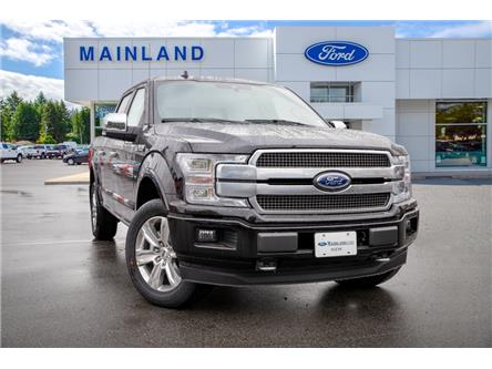 2020 Ford F-150 Platinum (Stk: 20F12485) in Vancouver - Image 1 of 29
