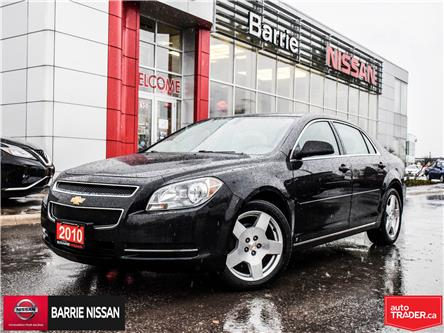 2010 Chevrolet Malibu LT Platinum Edition (Stk: 19083A) in Barrie - Image 1 of 24