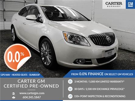 2015 Buick Verano Leather (Stk: P9-60350) in Burnaby - Image 1 of 23