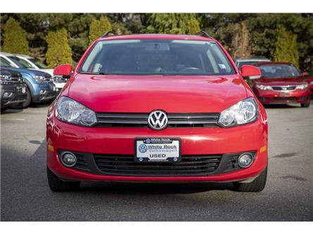 2014 Volkswagen Golf 2.0 TDI Wolfsburg Edition (Stk: VW1025) in Vancouver - Image 2 of 20