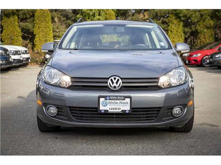 2014 Volkswagen Golf 2.0 TDI Wolfsburg Edition (Stk: VW1028) in Vancouver - Image 2 of 19