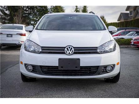 2014 Volkswagen Golf 2.0 TDI Wolfsburg Edition (Stk: VW1031) in Vancouver - Image 2 of 20