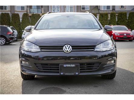 2016 Volkswagen Golf Sportwagon 1.8 TSI Comfortline (Stk: VW1038) in Vancouver - Image 2 of 22