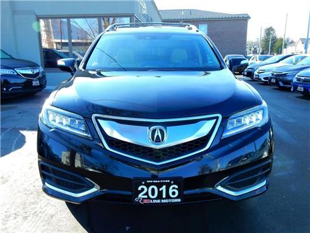 2016 Acura RDX Base (Stk: 5J8TB4) in Kitchener - Image 2 of 27