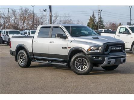 2016 RAM 1500 Rebel (Stk: 27114UX) in Barrie - Image 1 of 30