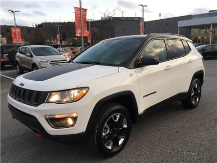 2018 Jeep Compass Trailhawk (Stk: P417478) in Saint John - Image 1 of 43