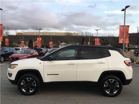 2018 Jeep Compass Trailhawk (Stk: P417478) in Saint John - Image 2 of 43