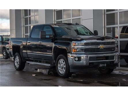 2015 Chevrolet Silverado 2500HD LTZ (Stk: 43177AUXZ) in Innisfil - Image 1 of 19