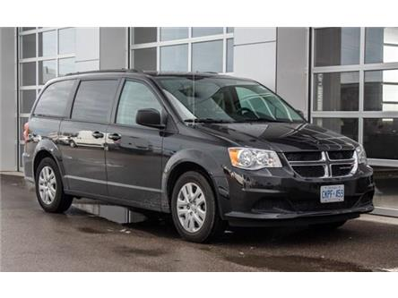 2019 Dodge Grand Caravan CVP/SXT (Stk: 42404D) in Innisfil - Image 1 of 23