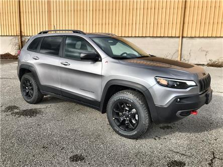 2020 Jeep Cherokee Trailhawk (Stk: 2217) in Windsor - Image 1 of 14