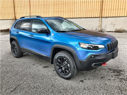 2020 Jeep Cherokee Trailhawk (Stk: 2213) in Windsor - Image 1 of 14
