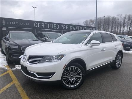2016 Lincoln MKX Reserve (Stk: NT19925A) in Barrie - Image 1 of 26