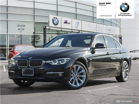 2016 BMW 328d xDrive (Stk: DB5828) in Oakville - Image 1 of 27
