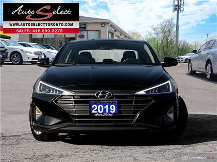 2019 Hyundai Elantra Preferred (Stk: 19ELANHY) in Scarborough - Image 2 of 28